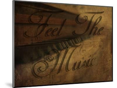 The Pianist-Sheldon Lewis-Mounted Art Print