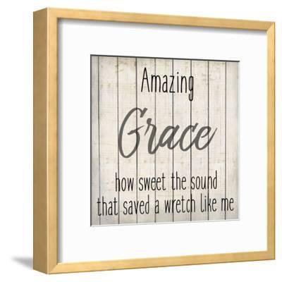 Amazing Grace 1-Kimberly Allen-Framed Art Print