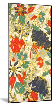 Carte Postale Blooms Henna 2-Kimberly Allen-Mounted Art Print