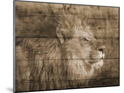 King-Sheldon Lewis-Mounted Art Print
