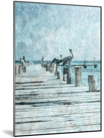 Coastal Pride 2-Sheldon Lewis-Mounted Art Print