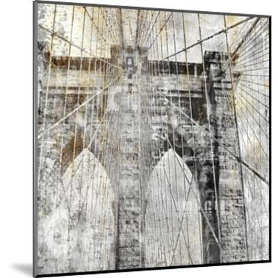 In the City 1-Kimberly Allen-Mounted Art Print