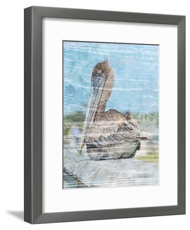 Coastal Pride 3-Sheldon Lewis-Framed Art Print