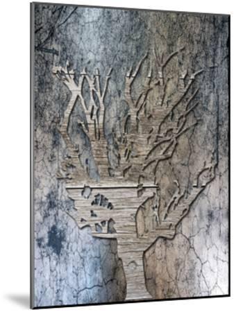 Walnut Grove-Sheldon Lewis-Mounted Art Print