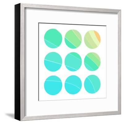 In Color 1-Kimberly Allen-Framed Art Print