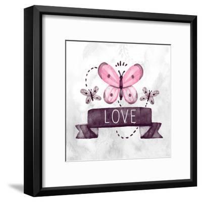 My Girl 2-Kimberly Allen-Framed Art Print