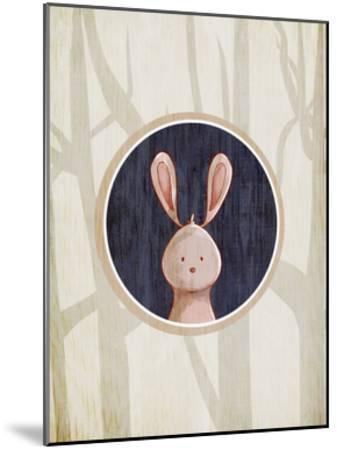 Forest Animals 4-Kimberly Allen-Mounted Art Print