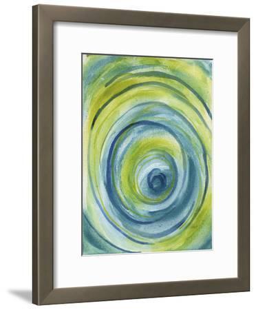Ocean Twister-Pam Varacek-Framed Art Print