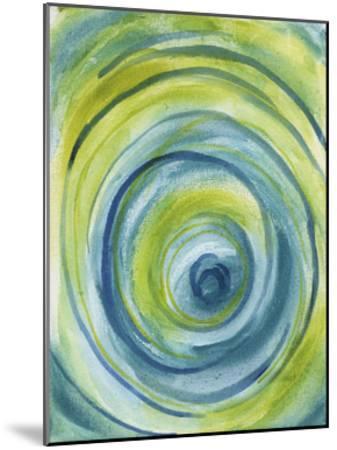Ocean Twister-Pam Varacek-Mounted Art Print