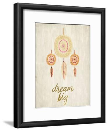 Have Courage 2-Kimberly Allen-Framed Art Print