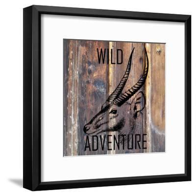 Wild Adventure-Sheldon Lewis-Framed Art Print