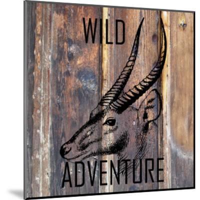 Wild Adventure-Sheldon Lewis-Mounted Art Print