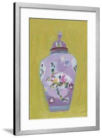 Pot Pourri - Floral-Charlotte Hardy-Framed Art Print