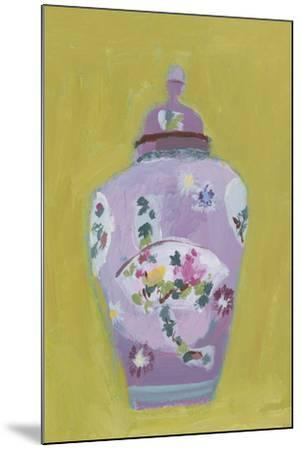 Pot Pourri - Floral-Charlotte Hardy-Mounted Art Print
