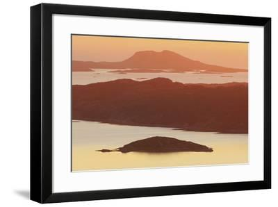 Inlet-Staffan Widstrand-Framed Giclee Print