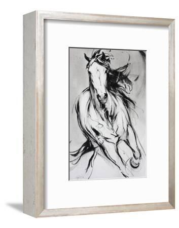 Force Blanche 9-Cyril R?guerre-Framed Art Print