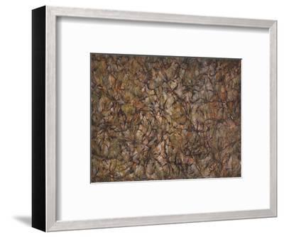 Struggle-Patricia Russac-Framed Art Print