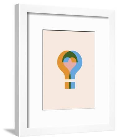 Guess How Much I Love You-Simon C^ Page-Framed Art Print