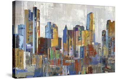 Skyline-Paul Duncan-Stretched Canvas Print