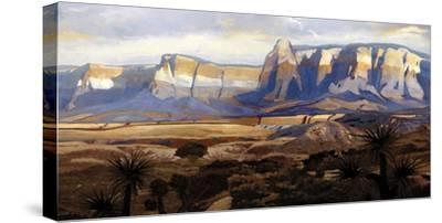 Great Frontier-Mark Chandon-Stretched Canvas Print