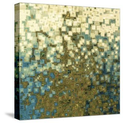 Merge-Mark Lawrence-Stretched Canvas Print