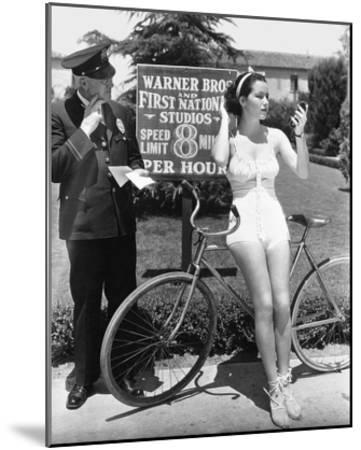 Warner Bros. Studios 1935-Hollywood Historic Photos-Mounted Art Print
