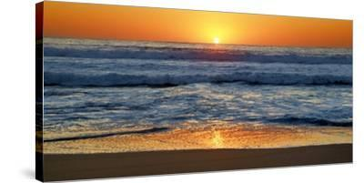 Sunset impression, Leeuwin National Park, Australia-Frank Krahmer-Stretched Canvas Print