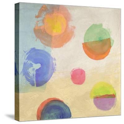 Soul Train II-Sandro Nava-Stretched Canvas Print