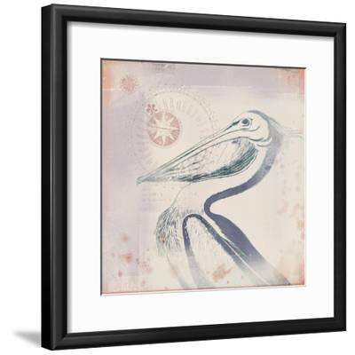 Oceanus Avem-Ken Hurd-Framed Giclee Print