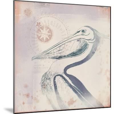 Oceanus Avem-Ken Hurd-Mounted Giclee Print