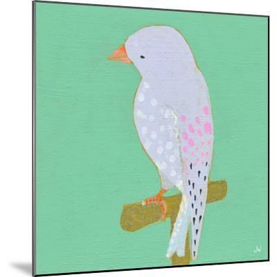 Bright Birds - Playful-Joelle Wehkamp-Mounted Giclee Print
