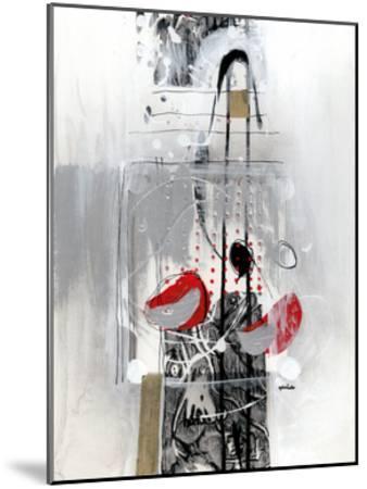 Série Dorure 9-Sylvie Cloutier-Mounted Art Print