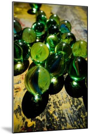 Marbles I-Jean-Fran?ois Dupuis-Mounted Art Print