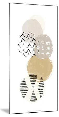 Circular Synergy II-June Erica Vess-Mounted Art Print