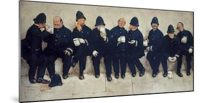 Nine Pints of the Law-Lawson Wood-Mounted Giclee Print