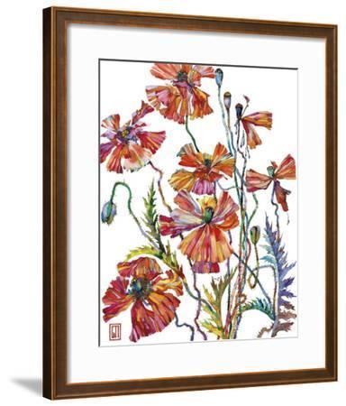Flower Power-Sofia Perina-Miller-Framed Giclee Print