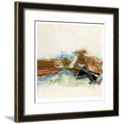Melting in Love II-Lila Bramma-Framed Limited Edition