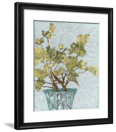 Conservatory Collage I-Megan Meagher-Framed Giclee Print