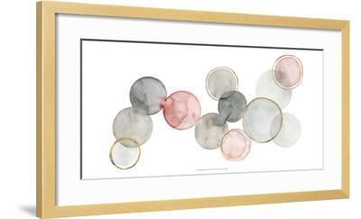 Gilded Spheres I-Grace Popp-Framed Art Print