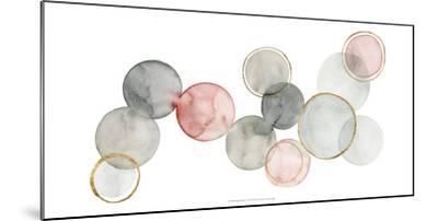 Gilded Spheres I-Grace Popp-Mounted Art Print