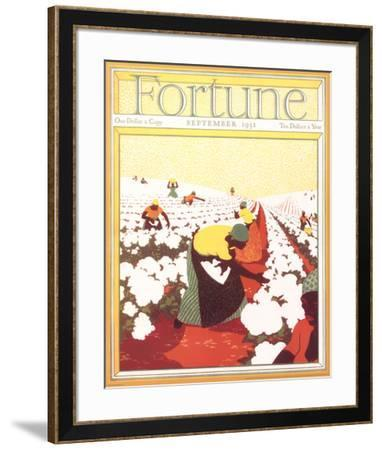 Fortune-Unknown-Framed Collectable Print