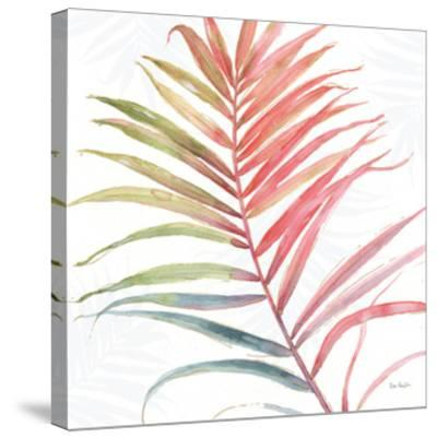 Tropical Blush VI-Lisa Audit-Stretched Canvas Print