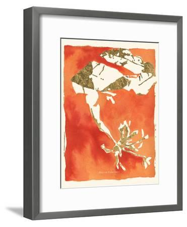 Alaria esculenta-Maja Gunnarsdottir-Framed Giclee Print