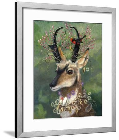 The Dressers-Carolyn Schmitz-Framed Giclee Print