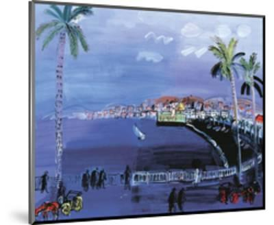 Baie Des Anges, Nice c.1926-Raoul Dufy-Mounted Art Print