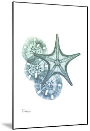 Shimmering Dollars and Stars-Albert Koetsier-Mounted Art Print