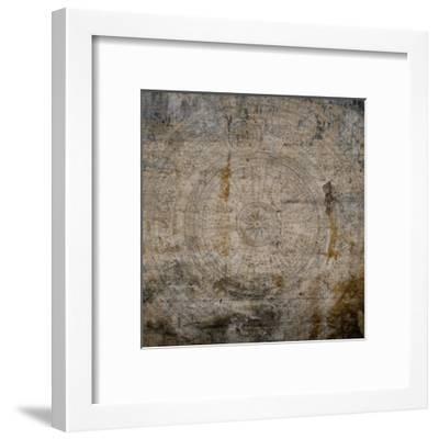 The World Awaits-Sheldon Lewis-Framed Art Print