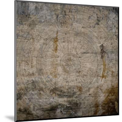 The World Awaits-Sheldon Lewis-Mounted Art Print