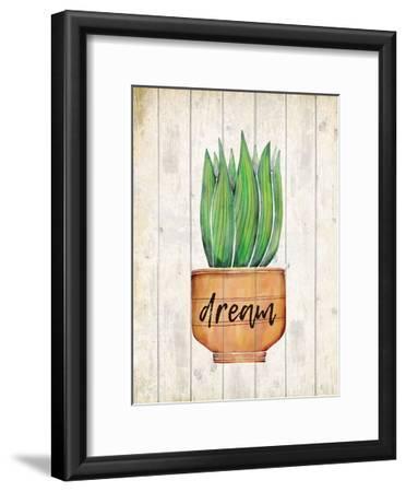 Desert Life Dreams-Kimberly Allen-Framed Art Print