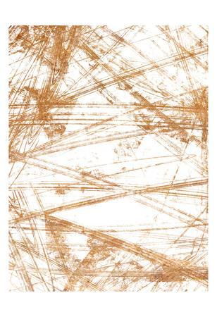 Fractal 1-Kimberly Allen-Framed Art Print